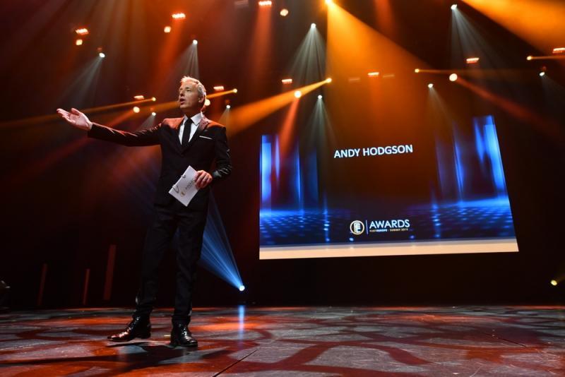 Andy Hodgson Awards Host