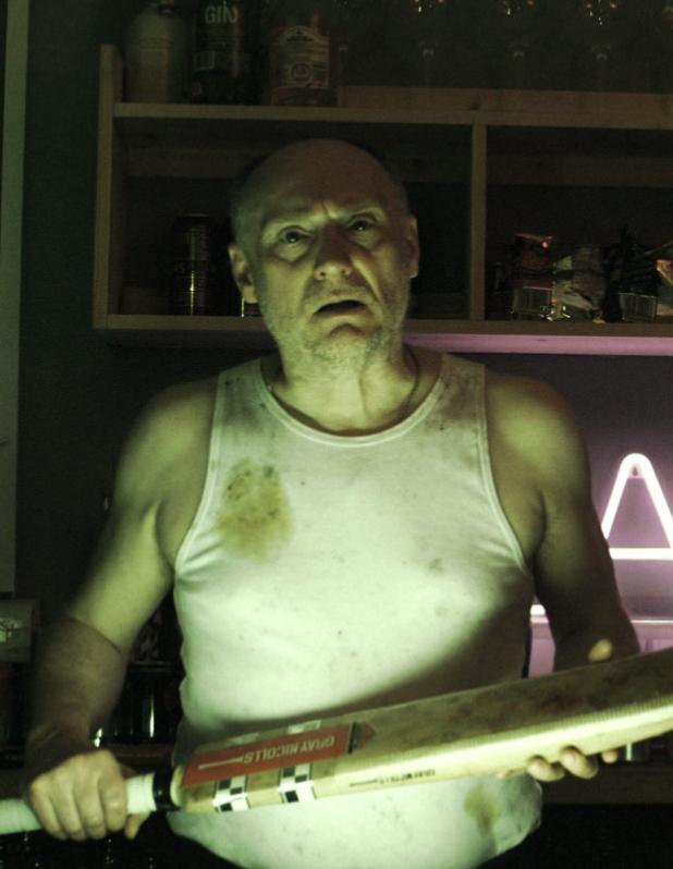 Steve in 'Betrayed'