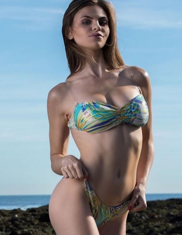 Swimwear shot