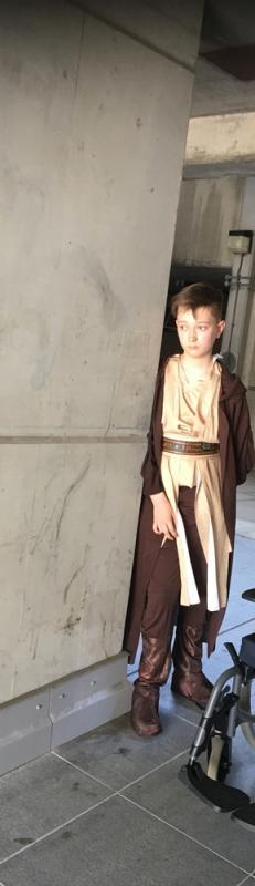 Obi Wan kenobi- Star Wars advert