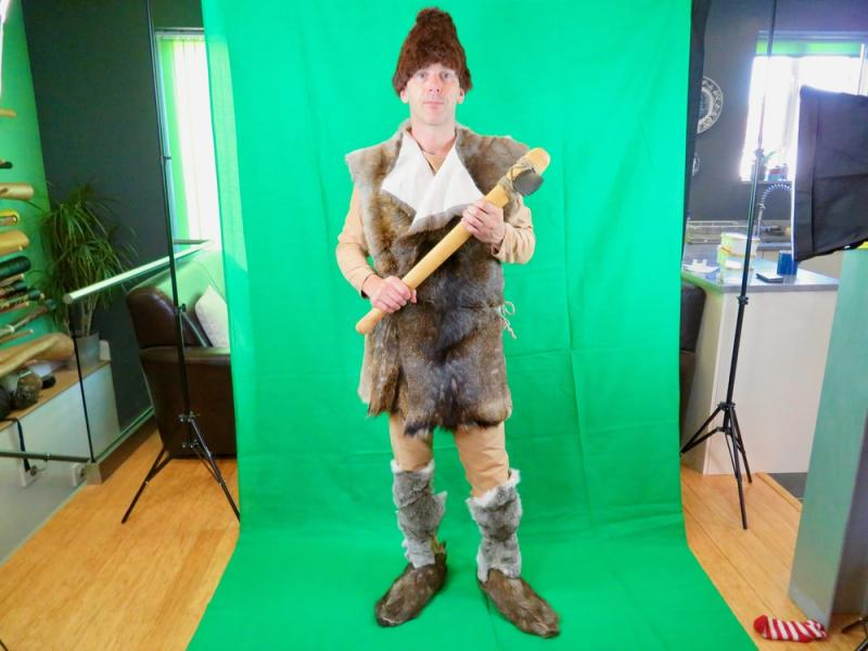 Mesolithic (Stone Age) costume