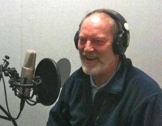 Rupert Stutchbury taken in Cork Recording studio