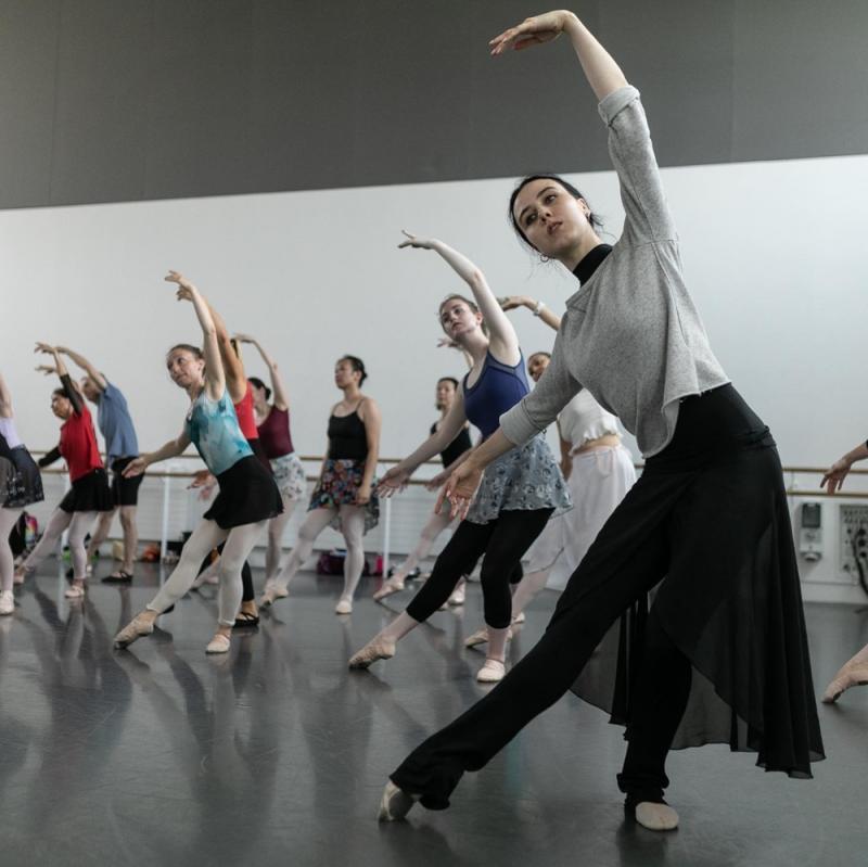 Russian Ballet workshop