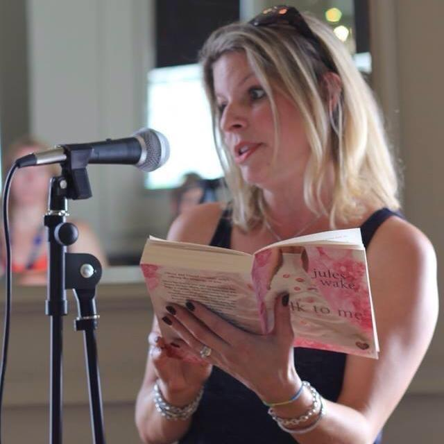 Book launch reading