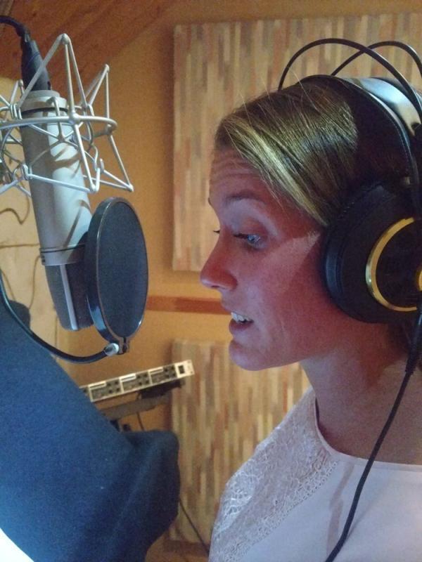Jennifer Scoullar Recording 2