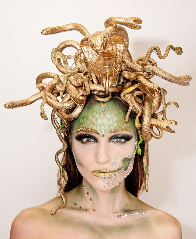 Actor: Kaily O'Brien   Medusa character