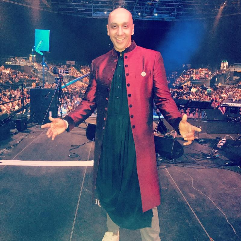 Hosting at the O2