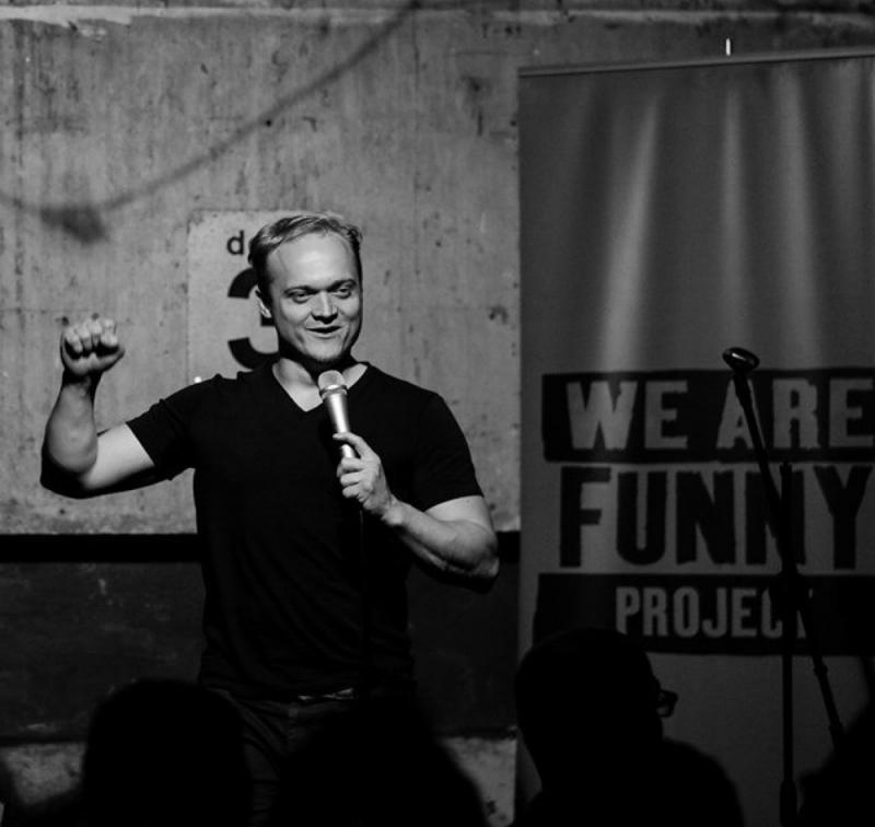 Performing Stand Up