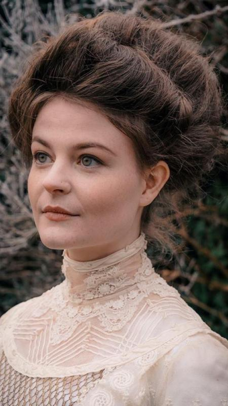 An Edwardian Lady
