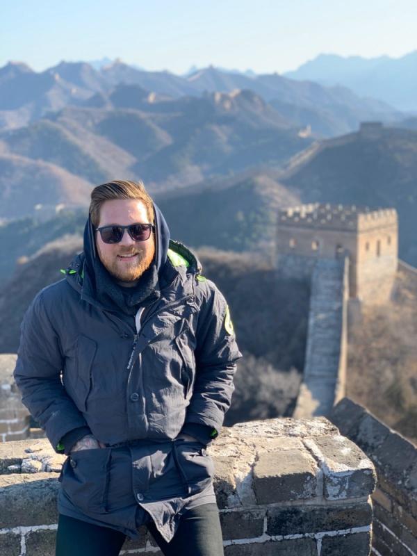 Day off in Beijing