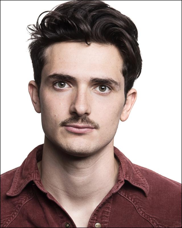 Headshot- Moustache