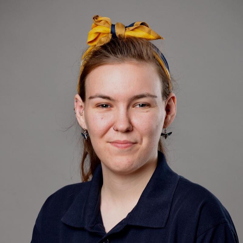 Evie Nichols, headshot