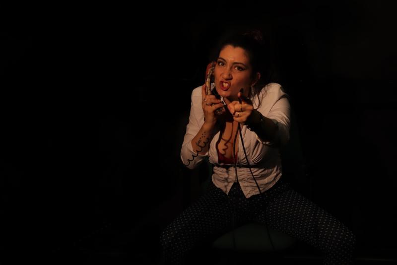 Performance Photo