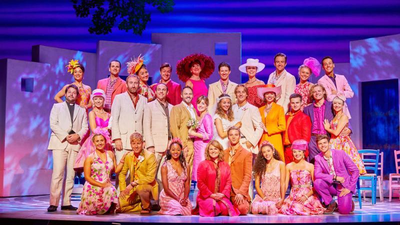 Mamma Mia! UK & International Tour
