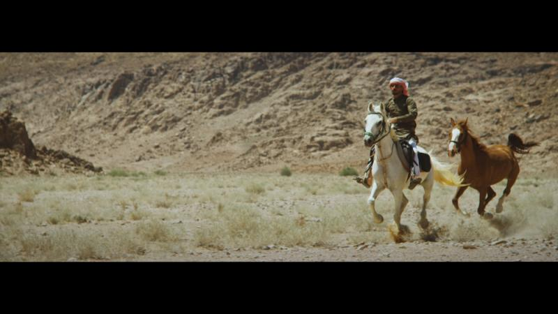 Jordan Tourism TVC Still-frame