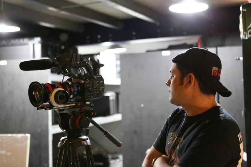 Camera Operator.