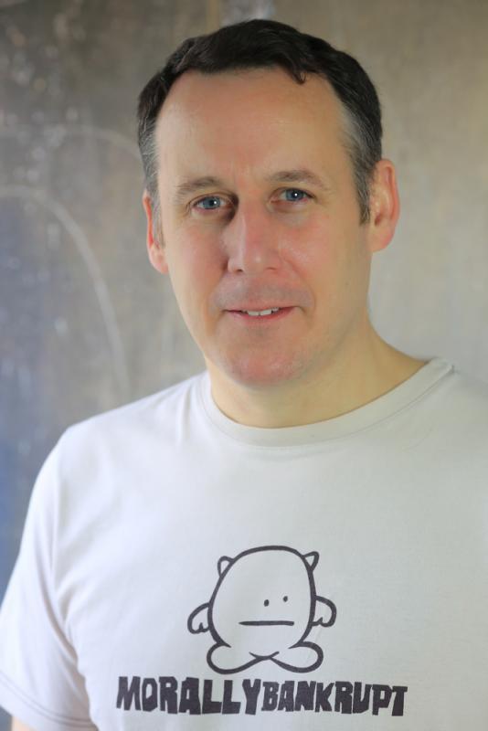 Ben Rigby headshot