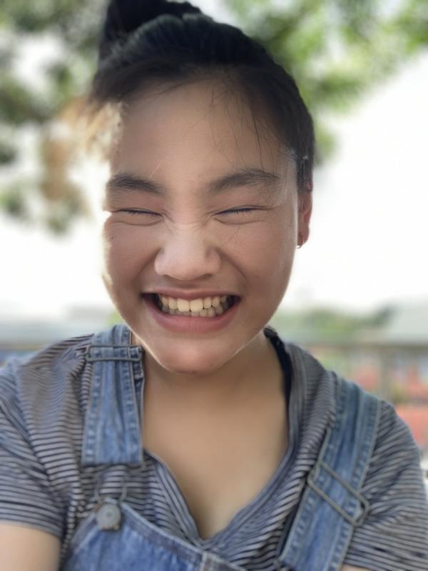 Georgia Tan (smiling)