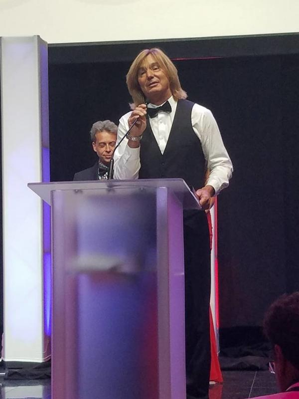 Producers Award Speech - Las Vegas Film Convention