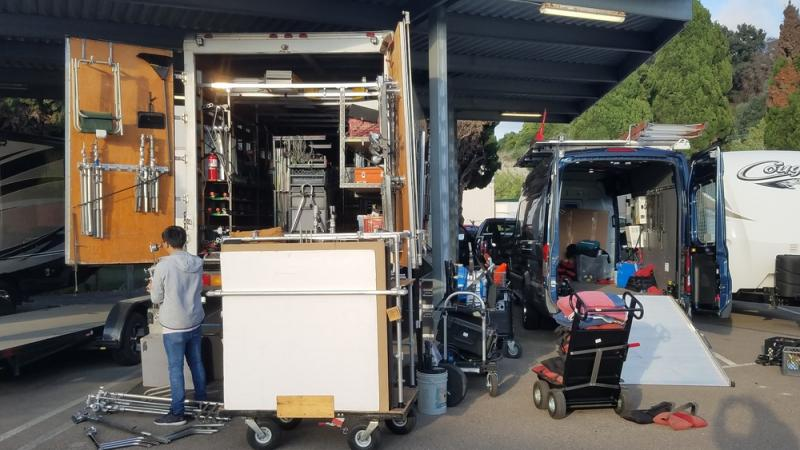 SOME of Our gear and Vehicles