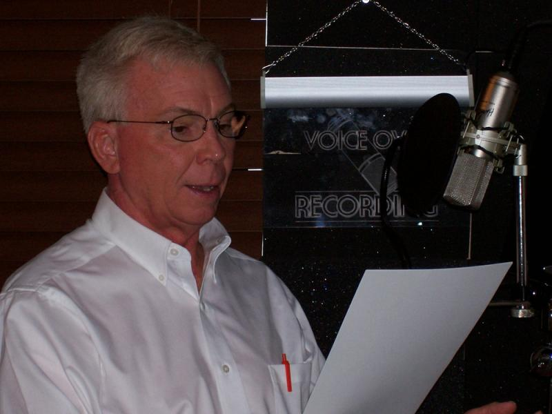 Fred Humberstone Voice Talent
