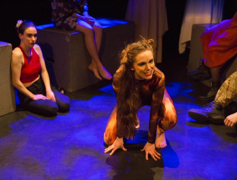 Ariel - Rose Bruford Term 4 - Crouching