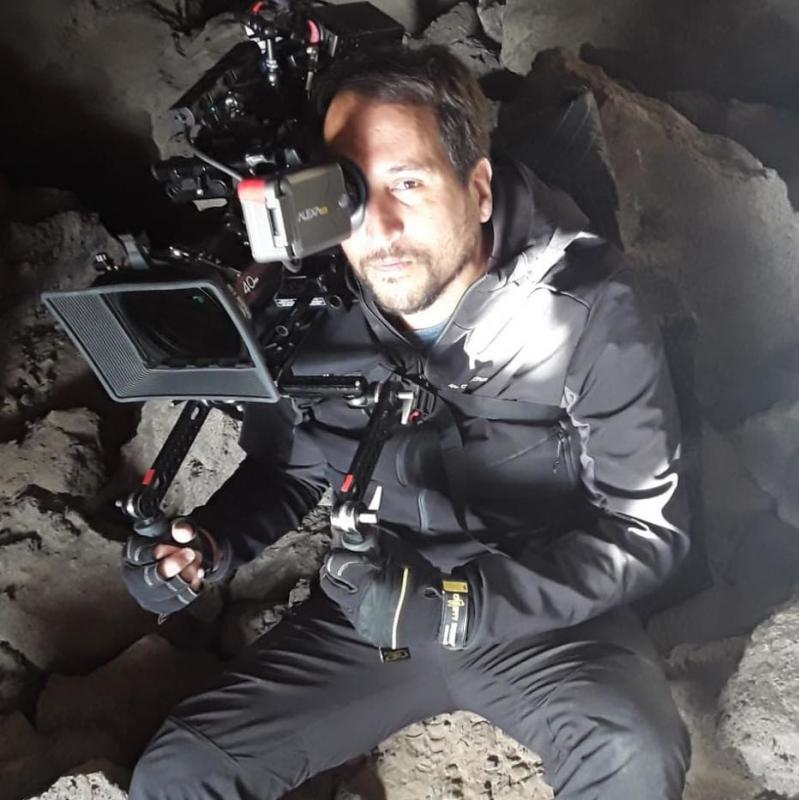 Aitor Uribarri Cinematographer Camera Operator California Usa