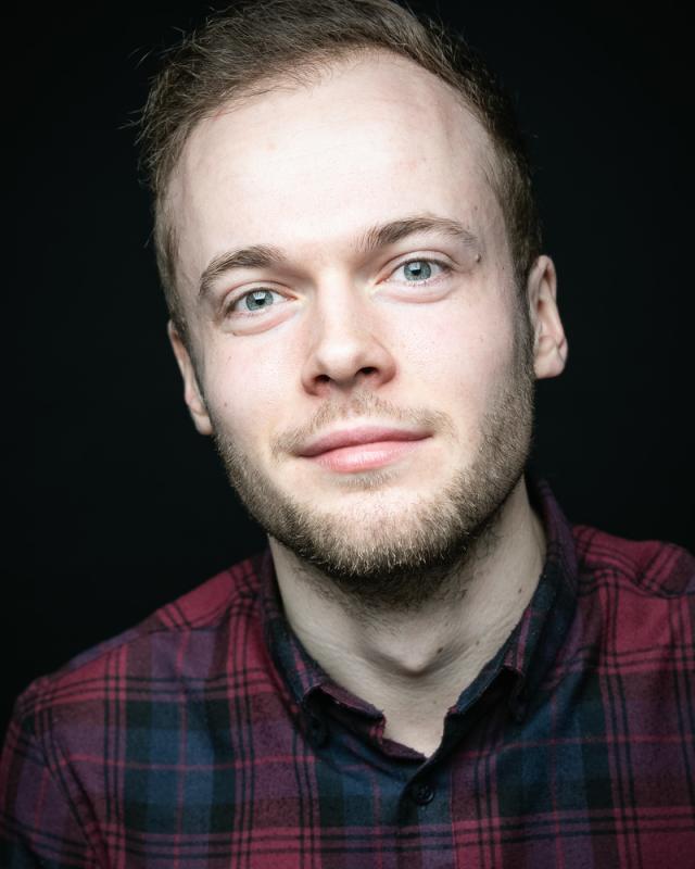 Headshot - Nick Arthur Daniel 4