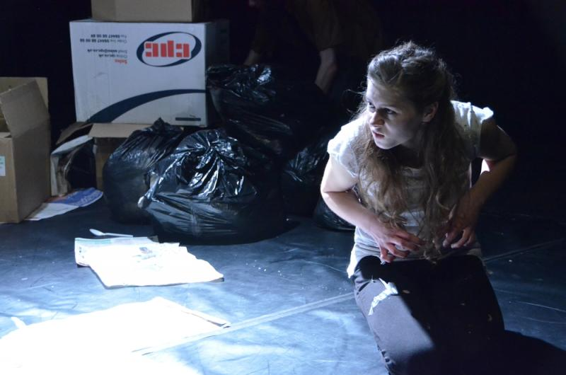 As Creature in The Dump