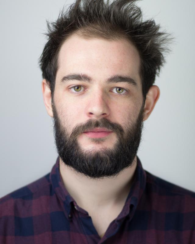 Nick Gilbert Headshot