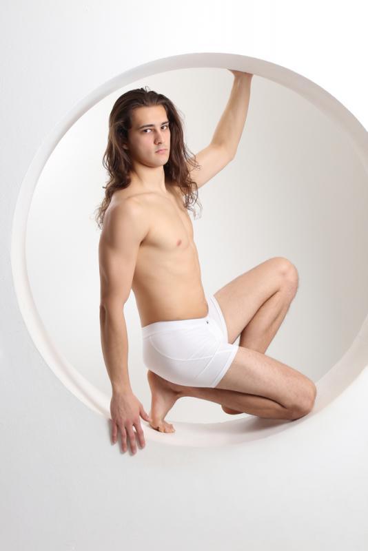Underwear Modelling