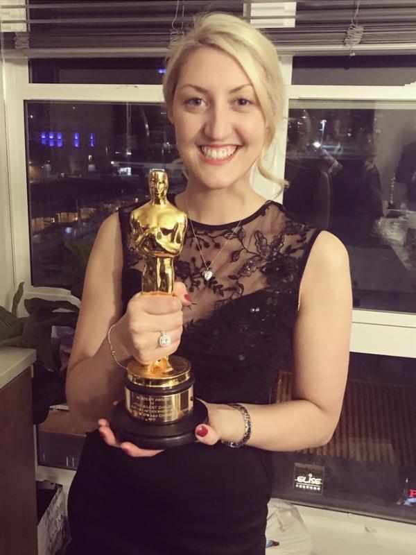 Emily Walder - Oscar Live Action Short Film