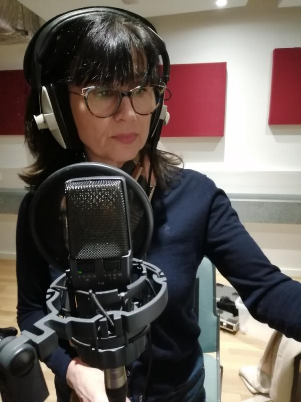 Voiceover recording Feb 2020, University of Westminster