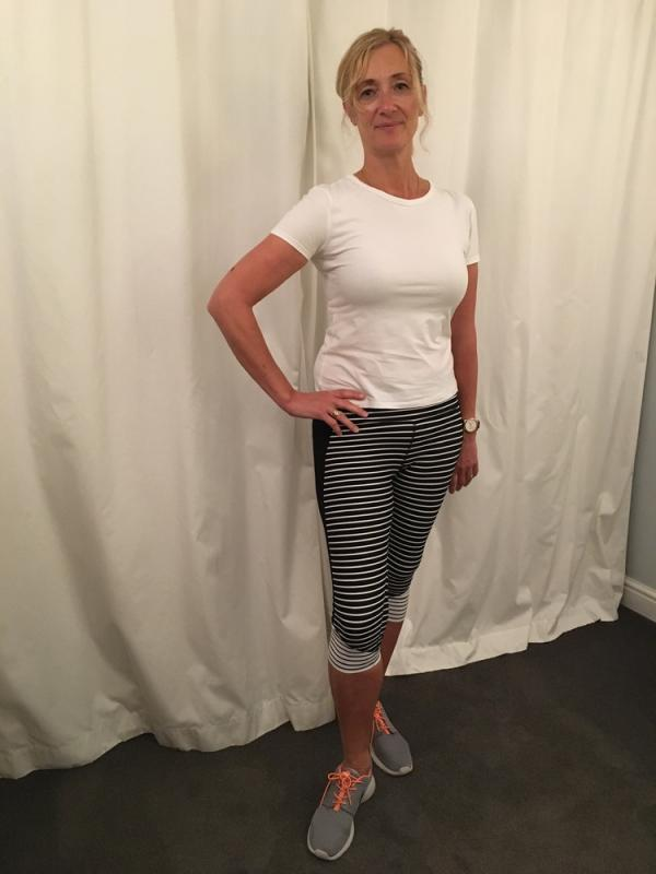 Full length gym wear