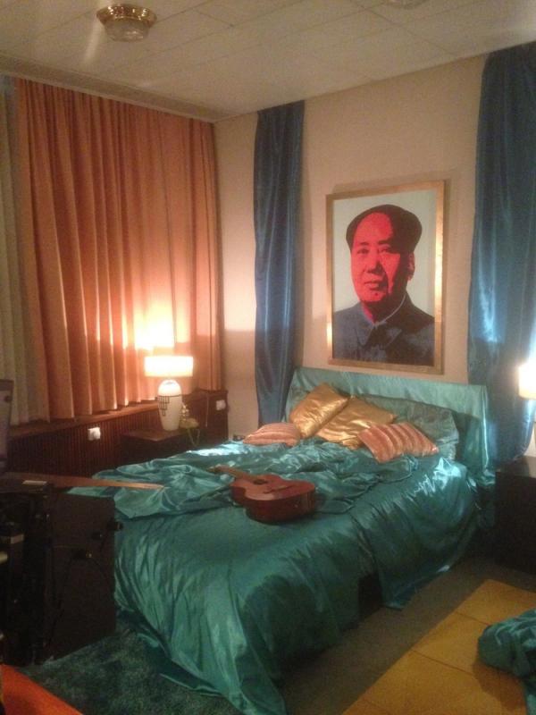 Redtop - Murdoch bedroom
