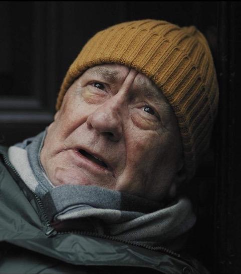 Homeless Character