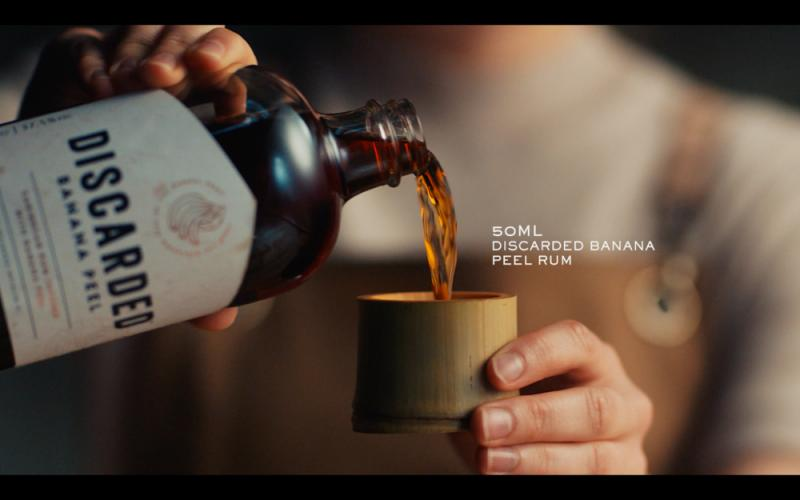 Isabel M Patterson - Discarded Banana Rum (Hands)