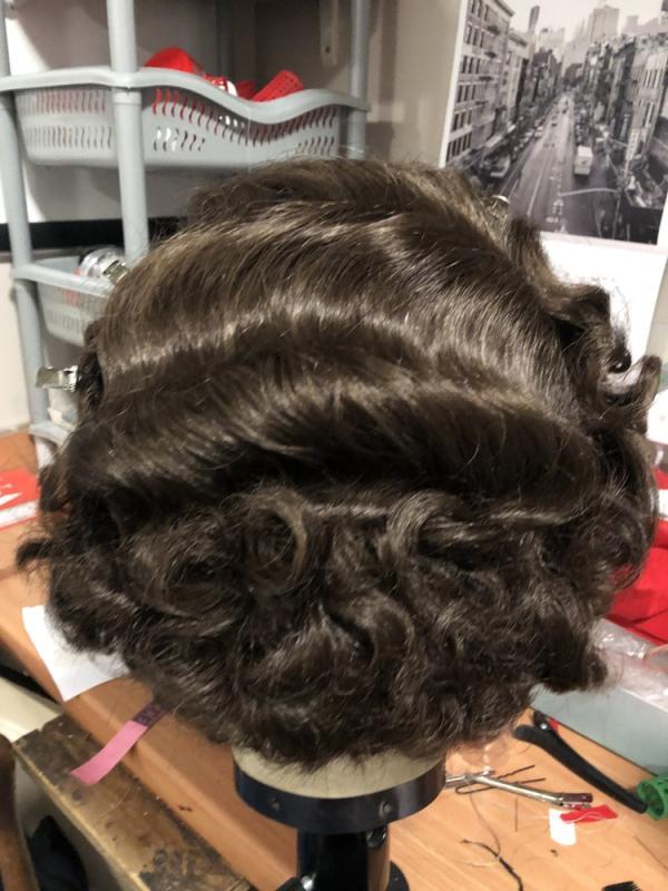 Pinter At The Pinter (Wigs)