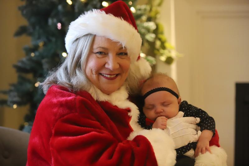 Mrs. Santa 1