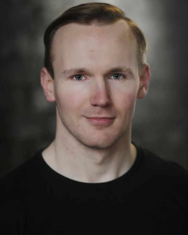 Matthew Tyrrell headshot