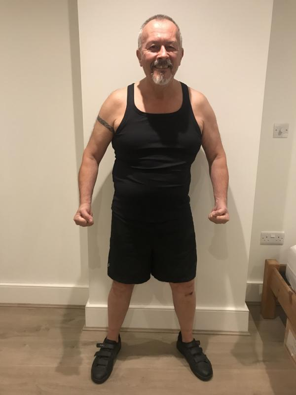 Dave exercise gear