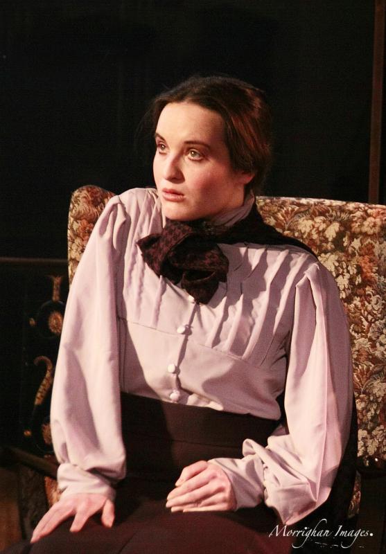 As Clarice Groan in Gormenghast for Blackshaw Theatre