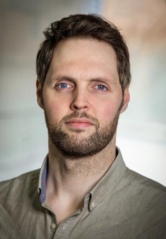 Gareth Morrison 2020