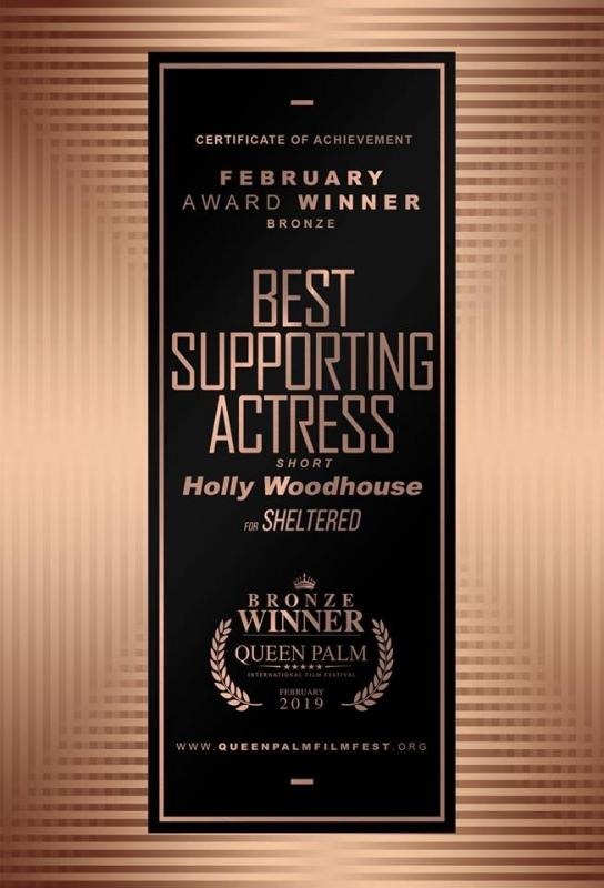 Queen Palm Best Supporting Actress Award
