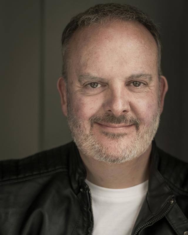Mark Murphy Headshot