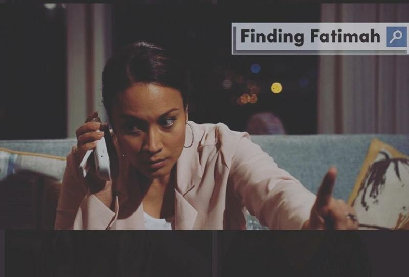 Finding Fatimah Press