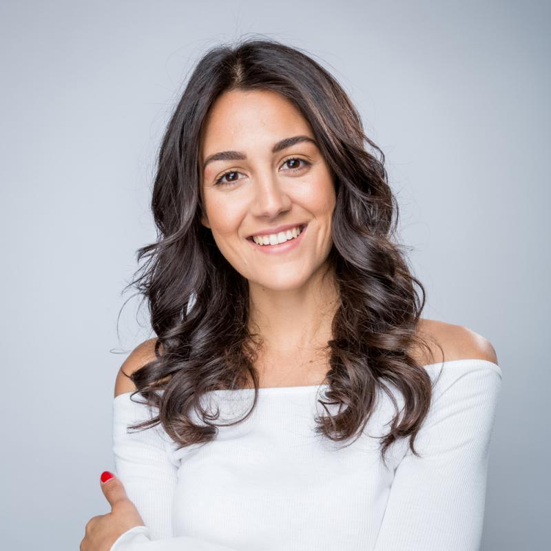Laura Porta Portrait