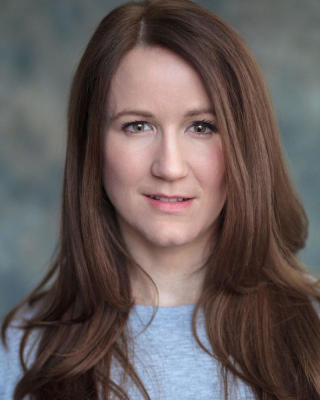 Amy Forrest Headshot