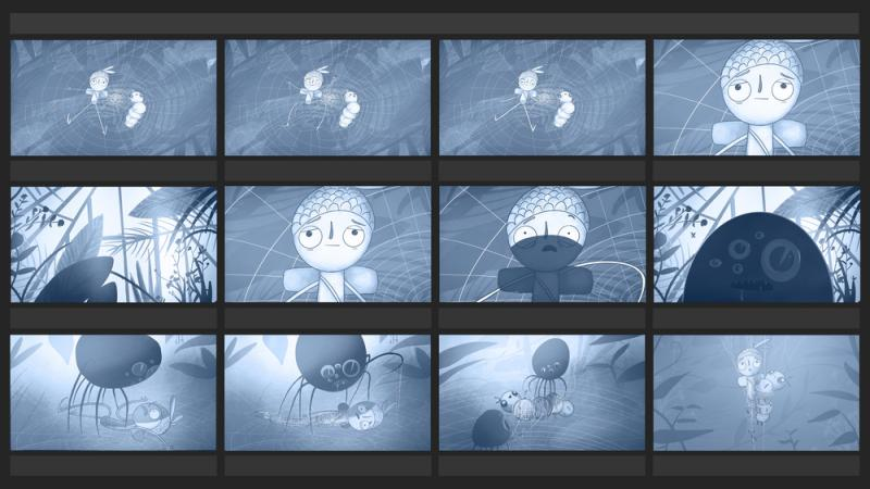 Storyboard_Journey of Acorn_Animation