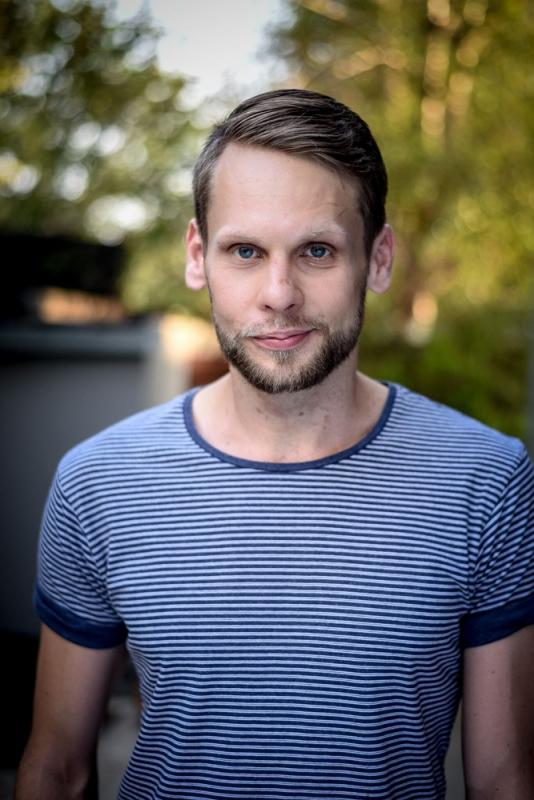 Chris van Rensburg Headshot